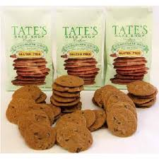 tate s cookies where to buy tate s bake shop gluten free cookies chocolate chip 7 ounce