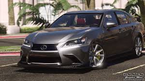 lexus gs 350 on 20 s lexus gs 350 add on replace tuning template gta5 mods com