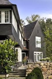 Exterior Home Painting Ideas Best 25 Black House Exterior Ideas On Pinterest Black House