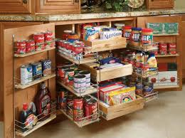 Kitchen Sliding Shelves by Get Best Use Of Pantry Sliding Shelves Remodeling Contractor