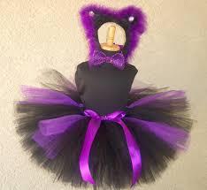 Girls Black Cat Halloween Costume Halloween Tutu Costumes Halloween Baby Tutus Halloween Girls Tutus