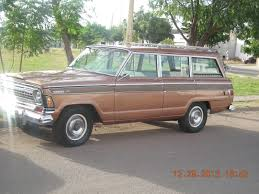 1983 jeep wagoneer overview cargurus