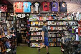 comic book shelves best chicago comic book stores for single issues and collectibles