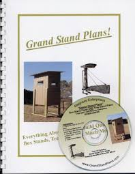 Building A Box Blind Deer Stand Plans Deer Stand Designs Build A Deer Stand Deer