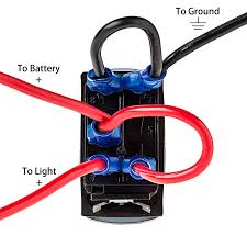 5 pin rocker switch wiring help polaris general 1000 forum