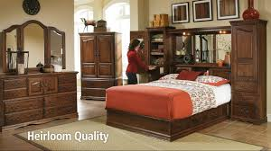 Wooden Bedroom Furniture Oak Bedroom Furniture With Special Features By Furniture