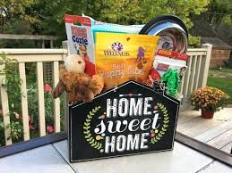 Pet Gift Baskets Welcome Home Puppy Gift Basket Puppy Welcome Basket Welcome New