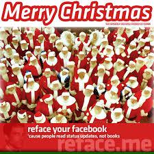 friends merry christmas santa tag