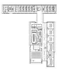 Gallery Of University Of Oregon Hatfield Dowlin Complex Zgf Floor Plans Oregon