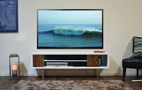 console table under tv minimalist wall mounted hanging modern stand console wall mounted tv