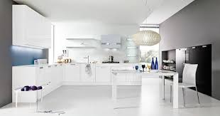 white gloss kitchen floor cupboard 17 white and simple high gloss kitchen designs home design