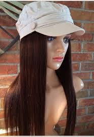 chemo hats with hair attached 33 best stylish hats with bespoke human hair wigs images on