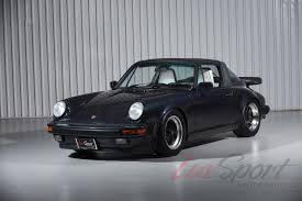1986 porsche targa for sale luxsport motor group luxury and exotic cars for sale