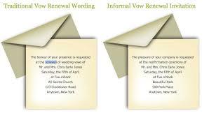 vow renewal program templates wedding vow renewal invitation wording sles iidaemilia