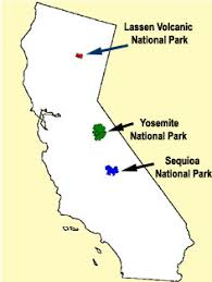 california map national parks effects of agricultural pesticides on translocated tadpoles usgs