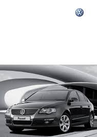 volkswagen automobile passat pdf user u0027s manual free download u0026 preview