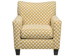 Slumberland Living Room Sets by Slumberland Aero Collection Yellow Accent Chair