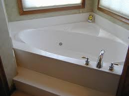 corner jacuzzi tub ariel ft in whirlpool tub in ideas 99
