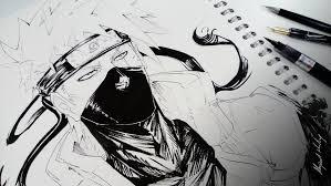 kakashi sketchbook 3 by abz j harding on deviantart