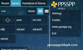 pssp apk the ppsspp gold apk with the version numbering of 1 4 2