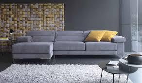 assise canape canapé d angle design en tissu 4 tissus au choix