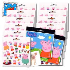 amazon com peppa pig sticker fun toys u0026 games