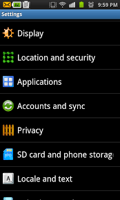 android settings apk how to install apk files on your android phone