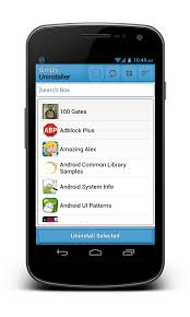 uninstaller android free simply uninstaller apk for android getjar