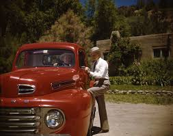 Vintage Ford Truck Emblems - ford u0027s f 1 turns 65 hemmings daily