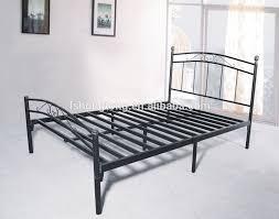 modern simple iron bed modern simple steel bed metal frame single