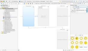 rpp membuat storyboard how to add a slide out sidebar menu in ios apps ios programming