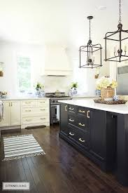 brass and black kitchen cabinet hardware new brass hardware pulls and faucet citrineliving black