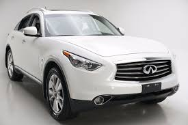 used lexus suv charlotte nc 2013 infiniti fx37 limited edition stock ct13596 for sale near