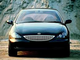 old lexus sedan lexus landau concept 1994 u2013 old concept cars