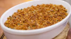 traditional green bean casserole today