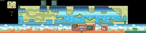 Super Mario World Map by Super Mario World 2 Yoshi U0027s Island Maps Snes Mario Universe