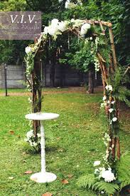 wedding arches rentals in houston tx the construction of the arch and use of ferns not the