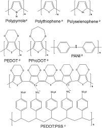 conductive polymers for next generation energy storage systems