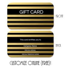free gift cards online gift card template
