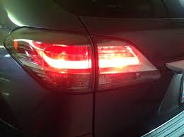 brake lights on new 2015 rx 350 clublexus lexus forum discussion