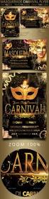 masquerade carnival party flyer carnival parties party flyer