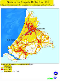 netherlands map cities noise maps for the netherlands