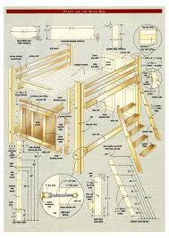 Bunk Bed Ladder Plans Lovely Bunk Bed Stairs Plans And 16 Best Bunk Beds Images On Home