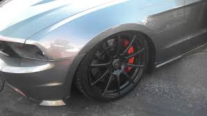Black Rims For Mustang Dubsandtires Com 19 U0027 U0027 Custom Black Wheels 2013 Ford Mustang Rims