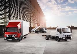 new nissan truck production of the all new nissan nt500 truck begins in spain