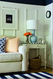 Navy White And Coral Bedroom Navy And White Board U0026 Batten Living Room Design