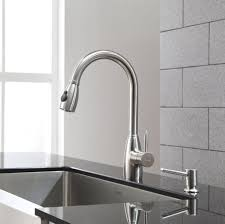 100 kitchen faucet soap dispenser kraus ksd 41ss modern