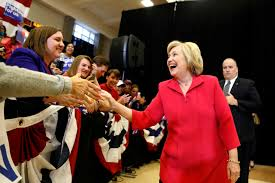 hillary witch costume there is no way i won u0027t be u0027 the democratic nominee says hillary