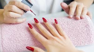 acrylic nails infection nails gallery