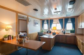 Srk Home Interior Classic Northwest Passage And Baffin Island Akademik Ioffe